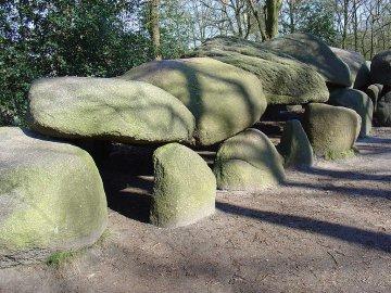 Huenengrab, Drenthe, Niederlande