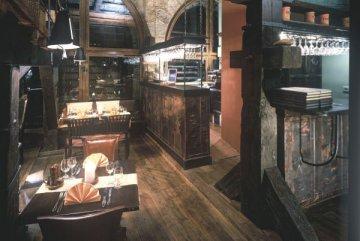 Gaststätte in Prag