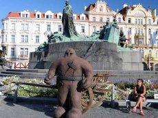 Golem, Prag