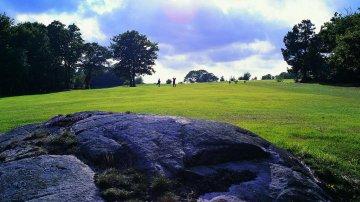 Golfplatz, Dänemark