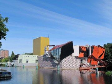 Groningen Museum, Holland