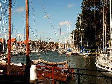 Hoorn, Ijsselmeer, Holland