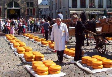 Käsemarkt in Venlo