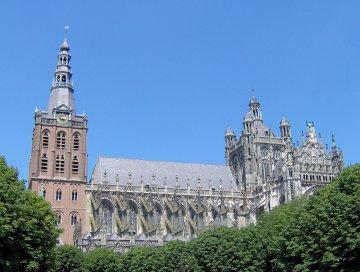 St.-Johannes-Kathedrale, 's-Hertogenbosch, Holland