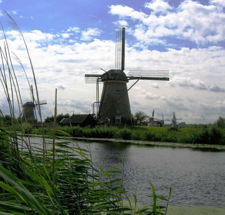 Muehle, Holland