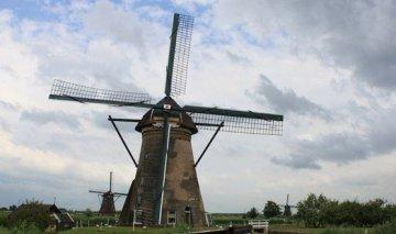 Mühlen von Kinderdijk