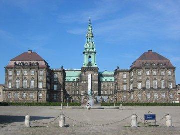 Schloss Christiansburg, Dänemark