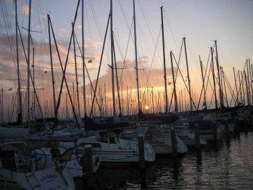 Segelhafen Ijsselmeer