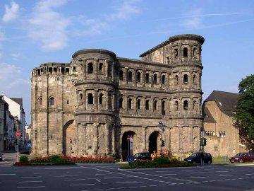 Porta Nigra, Rheinland-Pfalz, Deutschland