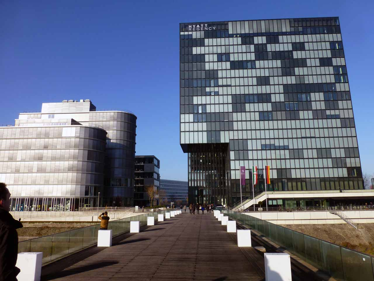 Das Hyatt Regency Düsseldorf – OnGolf
