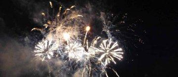 Feuerwerk-Slider