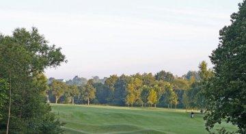Golfclub Trier, Rheinland-Pfalz, Deutschlan
