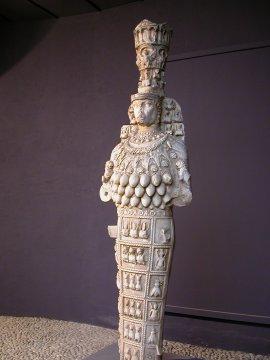 Artemis Statue, Ephesos, Türkei