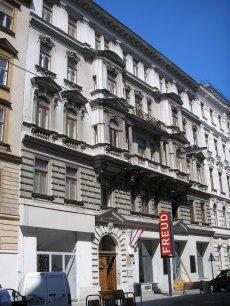 Berggasse, Wien, Österreich