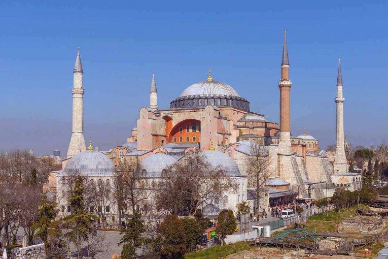 Hagia Sophia, , Istanbul, Türkei