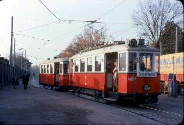 Linie 71, Zentralfriedhof, Wien