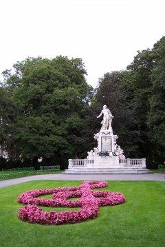 Mozart, Wien, Österreich