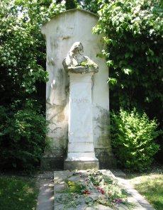 Brahms, Zentralfriedhof, Wien