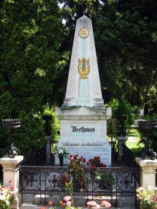 Beethoven, Zentralfriedhof, Wien