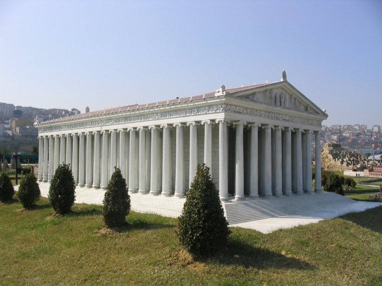 Tempel der Artemis, Ephesos, Türkei