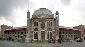 Bahnhof Sirkeci, Istanbul