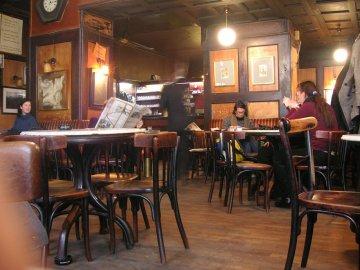 Cafe Hawelka, Wien