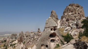 Derinkuyu, Kappadokien, Türkei