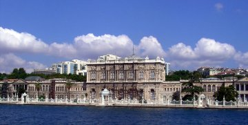 Dolmabahce Palast, Istanbul