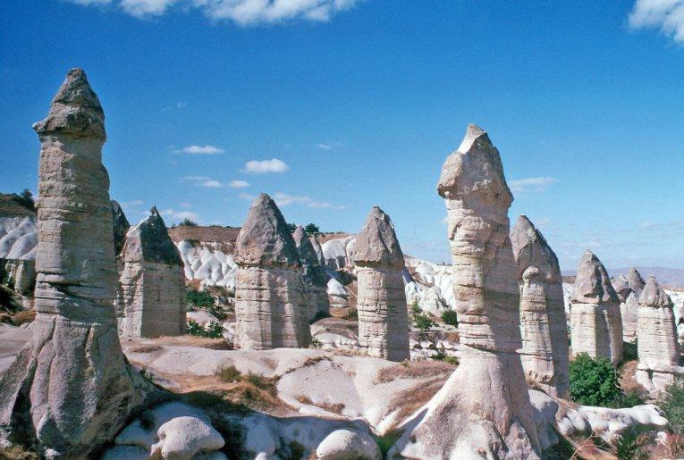 Göreme, Kappadokien, Türkei