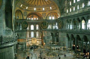 Hagia Sophia, Istanbul, Türkei