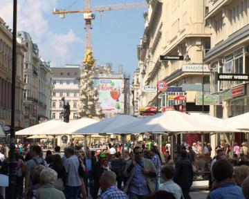 Stephansplatz, Wien