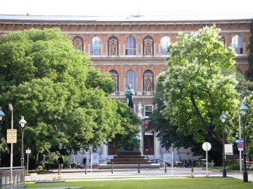 Akademeie der Bildenden Künste, Wien, Österreich