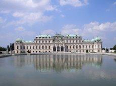 Belvedere, Wien, Österreich