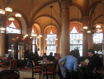 Cafe Central, Wien, Österreich