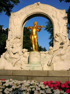 J. Strauss, Wien, Österreich