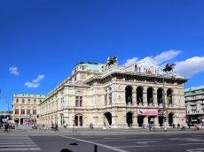 Staatsoper, Wien, Österreich