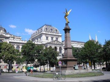 Universität, Wien, Österreich