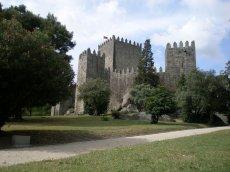 Festung Guimaraes Portugal