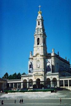 Wallfahrtsort Fatima, Portugal