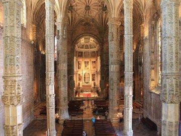 Hieronymos Kloster, Lissabon