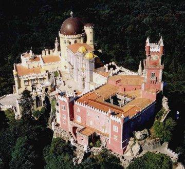Palácio Nacional da Pena, Sintra, Portugal