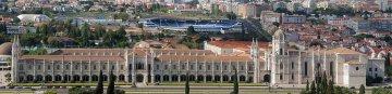 Kloster Jeronimos, Lissabon