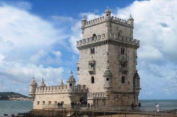Torre Belém, Lissabon