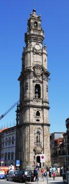 Glockenturm von Porto, Portugal