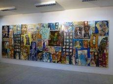 Meral Alma, Ausstellung Gesichtspunkte der Figuration 2015
