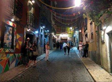 Barrio Alto, Lissabon