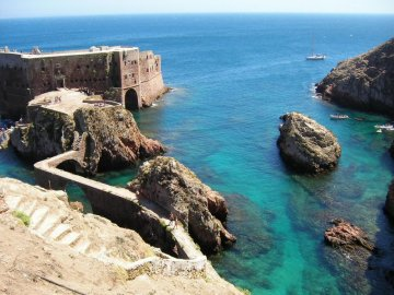 Berlengas Inseln, Portugal