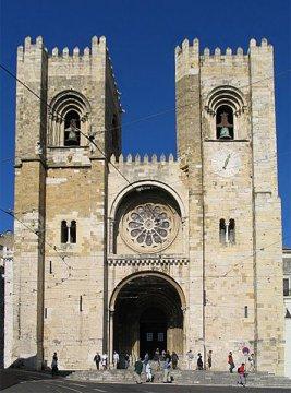 Catedral Sé Patriarcal, Lissabon