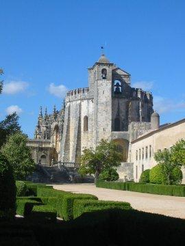 Convento do Christo, Portugal