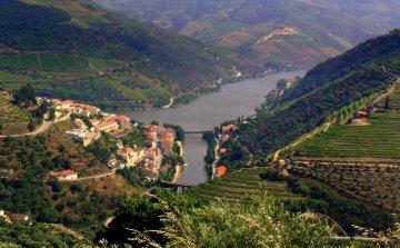 Douro Tal, Portugal